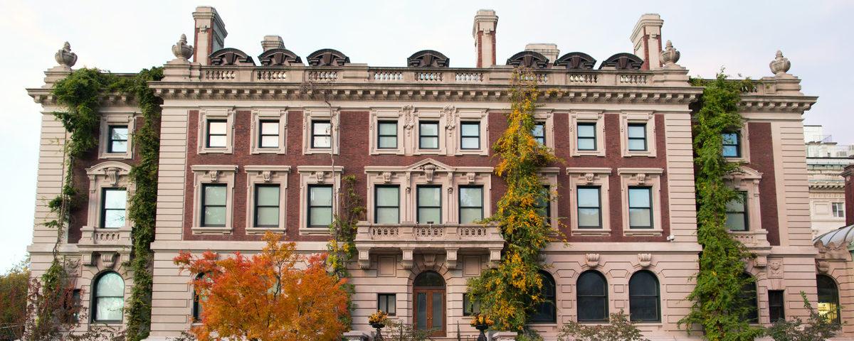 The Arthur Ross Terrace & Garden at Cooper Hewitt, Smithsonian Design Museum. Photo: Agaton Strom Photography